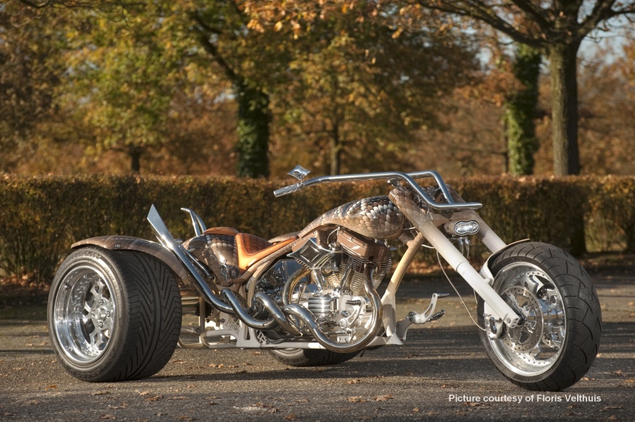 Home Of The Brooklands Trike