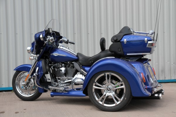 harley davidson trikes for sale full bodied trikes