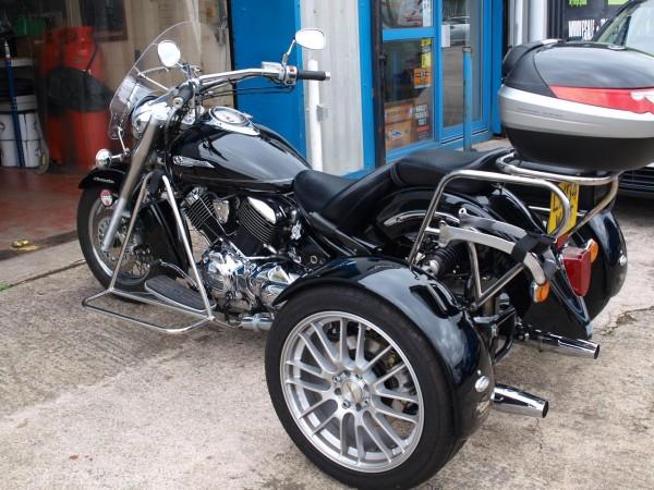 Yamaha Dragstar 1100 Trike
