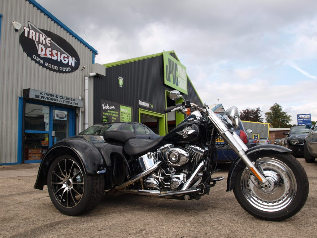 Custom built uk trikes for sale hanks chopshop for Used motor trike sale