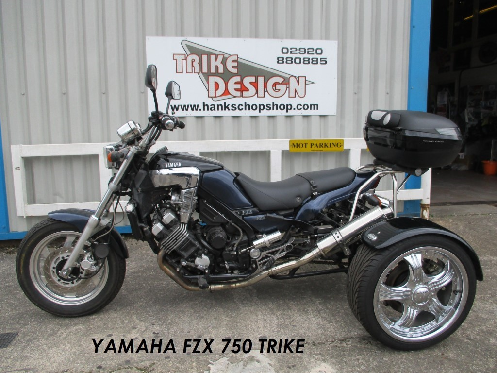 yamaha fzx 750 trike a trike design. Black Bedroom Furniture Sets. Home Design Ideas
