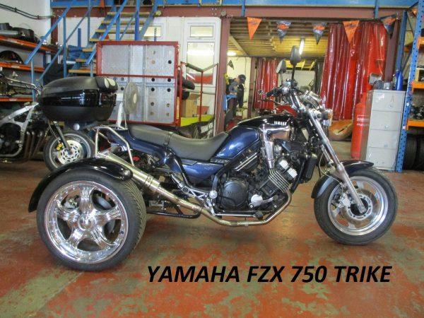 YAMAHA FZX TRIKE