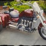 Harley davidson Brooklands trike