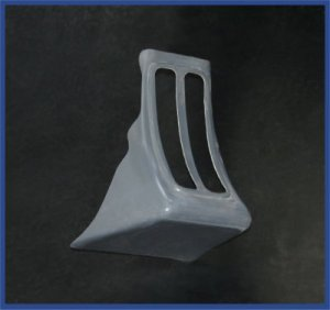 Lower Engine Cowell - Chin or Belly Pan
