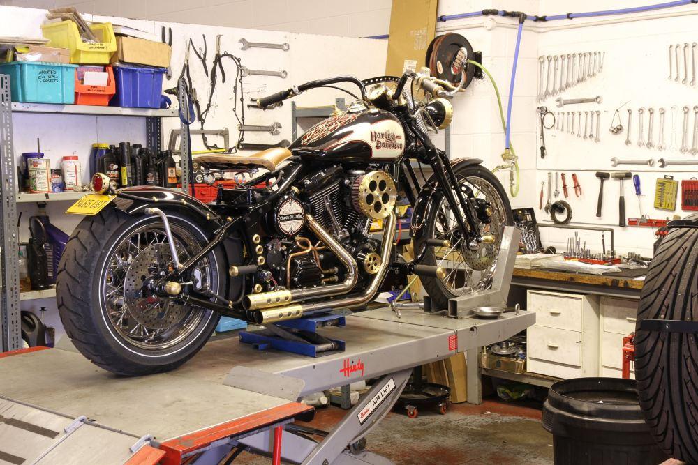 Motorbike MOT Motorcycle MOT Caerphilly - Cardiff