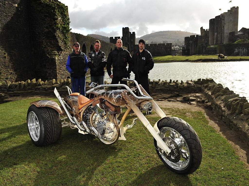 trikes - UK trikes, custom built in Cardiff