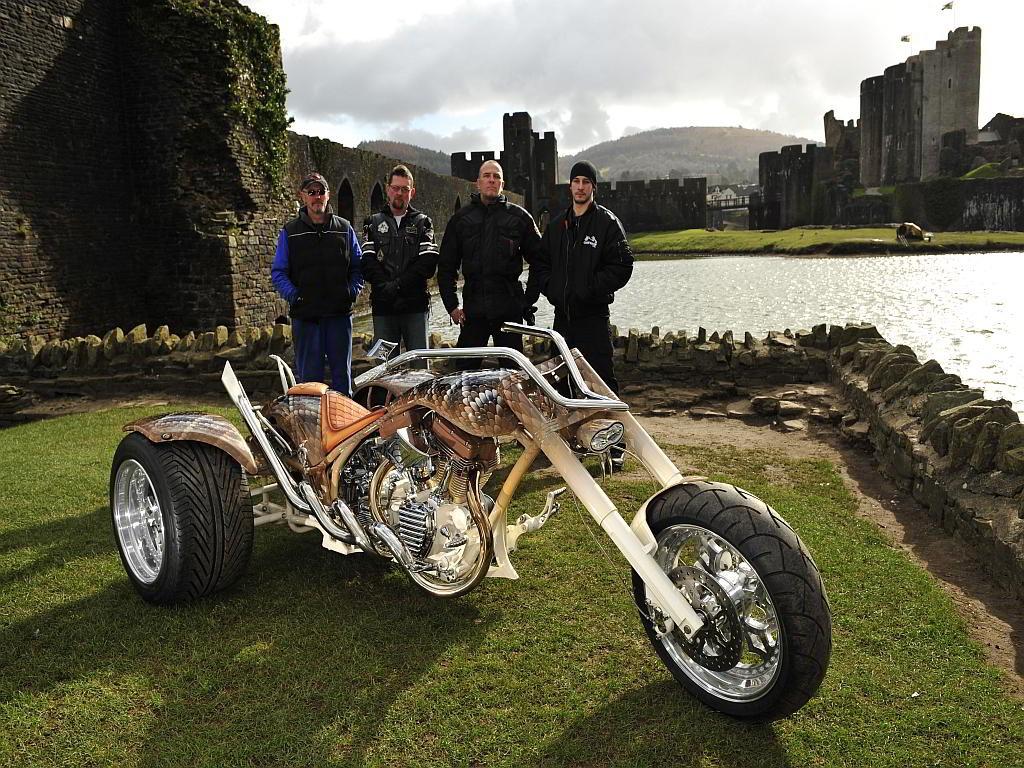 trikes - UK trikes, custom built in Cardiff