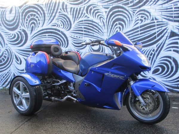 Harley Trikes For Sale >> Trike Design - Bespoke Customised Trikes To Suit ALL Budgets