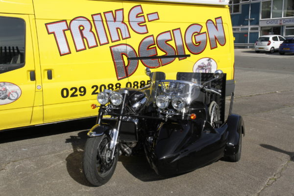 trike disabled adaption for wheelchairs