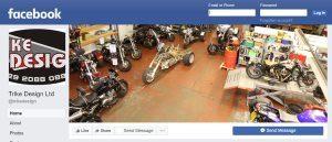 FaceBook Trike Design