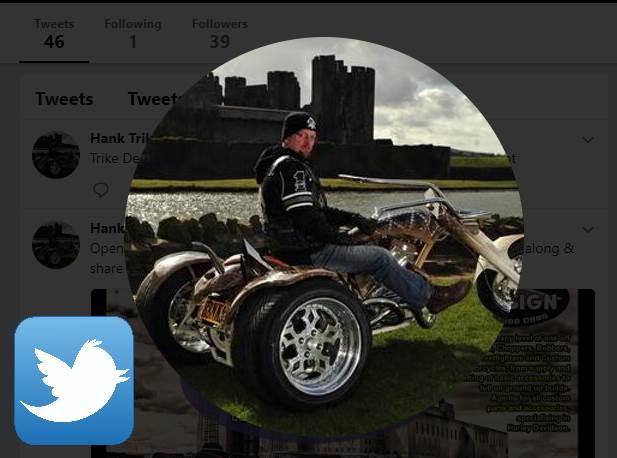 Trike Design Twitter