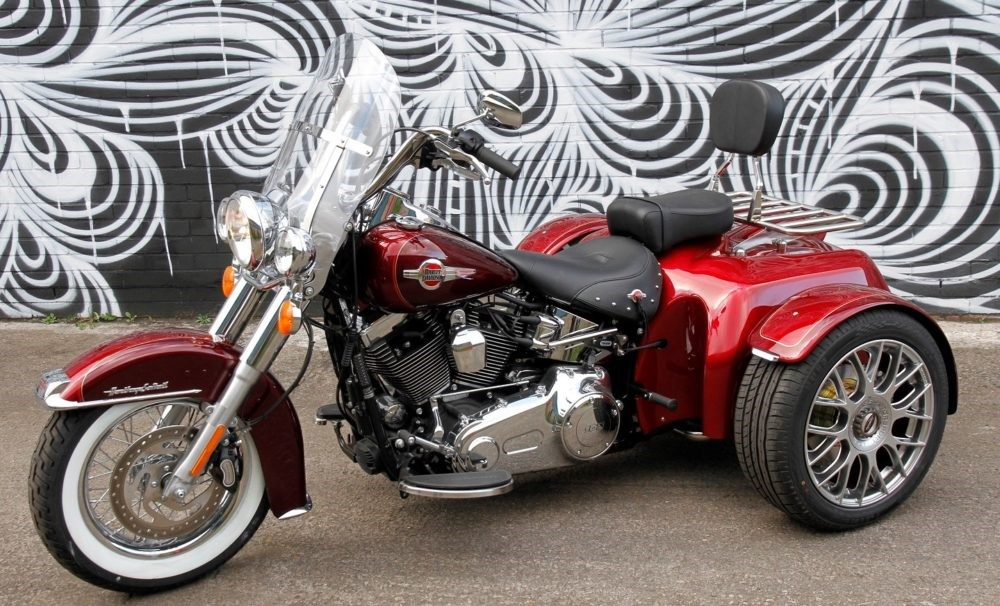 Custom built UK Trikes for sale - Hanks chopshop