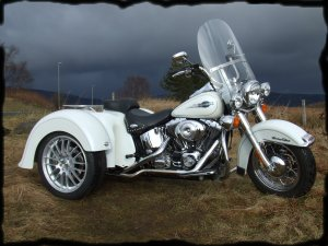 Harley davidson trikes for sale uk - brooklands trike