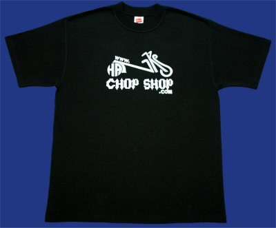 Description: T-Shirt Hankschopshop Logo