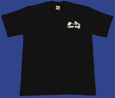Description: T-shirt Hankschopshop Logo Small Front